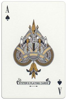 Ace of spades Malam Deluxe USA playing cards Unique Playing Cards, Playing Cards Art, Ace Of Spades Tattoo, Spade Tattoo, Ace Card, Card Tattoo, Card Companies, Graphic Design Typography, Deck Of Cards