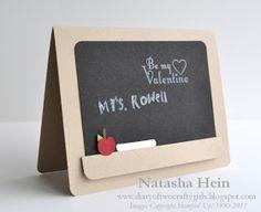 Diary of Two Crafty Girls: Happy Valentine's Day Teacher