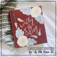 Handcrafted Products - Inspired by the Beautiful Truths of Ephesians and Sarah Koontz FREE 31-day Worthy of the Calling Bible Study. Do you long to grow in your Christian faith, yet struggle to find the right place to start? This study was created for busy women just like you! All you need to complete the study is 15-minutes per day and your iPhone. | Bible Study for Women | Christian Gifts | Handmade Gifts | Free Printables
