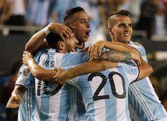 Argentina 5 - 0 Panamá ////////// Copa América Centenario 2016. ////////// 10.06.2016.