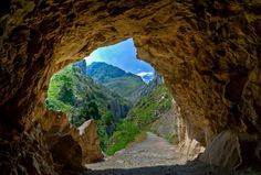Ruta del Cares, Picos de Europa. Asturias, Spain.