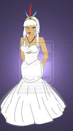 Disney Bride: Kida