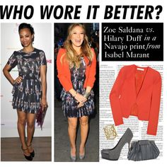 Who Wore It Better?, created by polyvore-editorial on Polyvore
