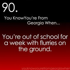 georgia quotes-and-funnies