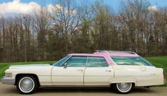 1974 Cadillac DeVille Wagon Documented, originally owned by Elvis