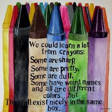 lessons from crayons