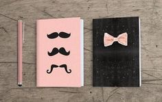 Cute notebooks ♡                                                                                                                                                                                 More