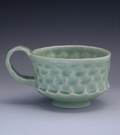 Ann Fuller Judy Pinched Cutesy Cup
