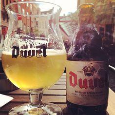 Duvel - Belgian beer