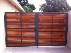 Developers Inc. services all areas of Southern California, including Gate Ideas, Driveway Gate, Southern California, Wood, Tips, Home Decor, Wooden Front Doors, Houses, House Siding