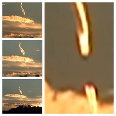 Unusual Phenomena in Arizona, 9-20-15. Speculation ranges from Alien Technology opening a Portal, to a HAARP created atmospheric disturbance. Click to view YouTube video.