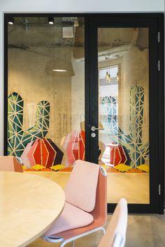 Dojo By BullGuard Office by Shirli Zamir Design Studio - Office Snapshots