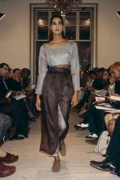 Womenswear Spring Summer 1990 - Fashion Show   Prada.com
