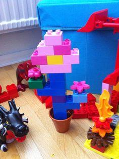 Lego Duplo Flower