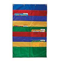 Organization Station Jumbo Pocket Chart - 62/5103