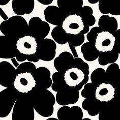 Textile Pattern Design, Textile Patterns, Pattern Art, Flower Patterns, Marimekko Wallpaper, Marimekko Fabric, Pattern Wallpaper, Flower Background Wallpaper, Flower Backgrounds
