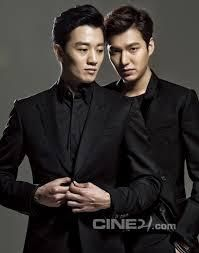 Kim Rae Won & Lee Min Ho