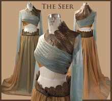 Seer - Sneak Peak by ~DistantDream on deviantART