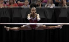 Gabby Douglas: The uneven-bars standout has improved her consistency this year and is every bit as crucial to a women's gymnastics team gold as headliner Jordyn Wieber.