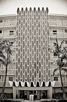 mcm arch-hiding behind the screen by JennRation Design, via Flickr