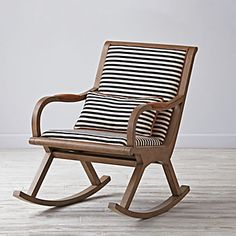Dream Rocker!  But, woah, $599. Bakersfield Rocking Chair