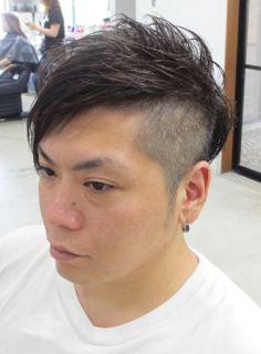 【メンズ】個性派ツーブロック/TOMOの髪型・ヘアスタイル・ヘアカタログ|2017春夏