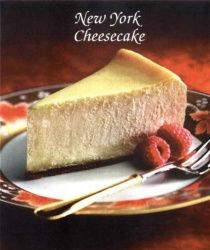 Emeril Lagasse's New York Cheesecake - the best recipe I've ever tried, it's so decadently yummy!