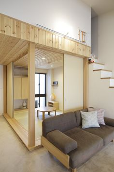 リフォーム・リノベーションの事例|和室|施工事例No.360ソファに座れば視線の先に最高の眺望!|スタイル工房