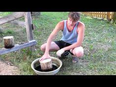 ▶ Простой и дешевый способ сделать дорожку в саду!! - YouTube