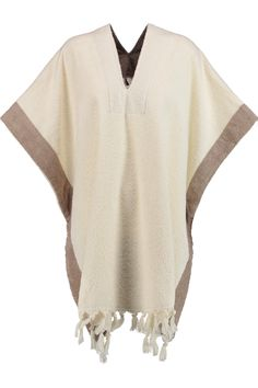 LISA MARIE FERNANDEZ Cotton-Terry Beach Poncho. #lisamariefernandez #cloth #poncho