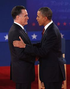 119. 10/16/12 HEADLINE: Obama-Romney debate: Another pivotal encounter?