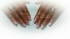 Baby french nails design