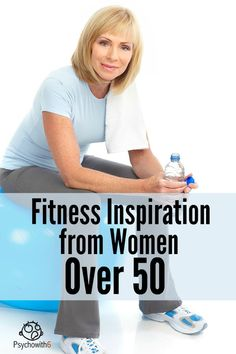 Fitness Inspiration from Women Over 50. Need fresh motivation to workout? This is your inspiration for a healthy life.
