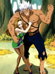 She's like...half the size of him. Seriously, Elfman is so ripped it's unrealistic. Ah, well, they're still an AMAZING COUPLE