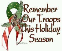 Remember Our Troops This Holiday Season soldiers military home usa america red white blue support christmas christmas quote troops Merry Christmas To All, Christmas Quotes, All Things Christmas, Christmas Holidays, Christmas Cards, Christmas Ideas, Christmas Greetings, Happy Holidays, Christmas Pictures