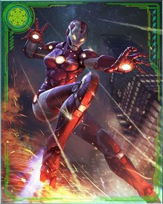 This is a helper site for the Mobage game Marvel War of Heroes Empire Characters, Superhero Characters, Avengers Girl, New Avengers, Marvel Dc Comics, Marvel Heroes, Tony Stark, Iron Man Fan Art, Iron Man