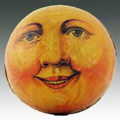 I have a 'thing' for moon faces!