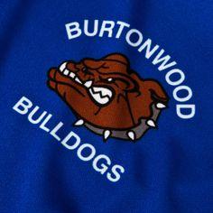 Burtonwood Bulldogs Printed Vest: Official Burtonwood Bulldogs GAA ... Soccer Outfits, Bulldogs, Champion, Vest, Printed, Signs, Football Kits, Novelty Signs, Bulldog Breeds