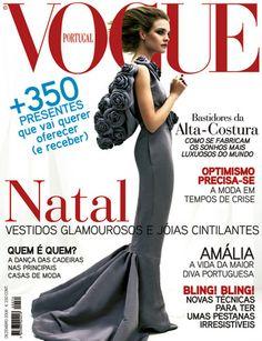 Vogue Portugal #74: Dezembro de 2008
