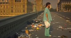 28 DAYS LATER (2002) | DoP: Anthony Dod Mantle | Dir: Danny Boyle