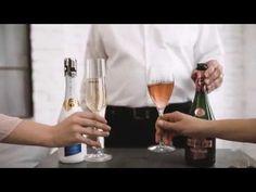 Hogyan szervírozzunk egy pohár pezsgőt? - Törley pezsgő edukációs tartalom