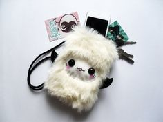 Shop for kawaii on Etsy, the place to express your creativity through the buying and selling of handmade and vintage goods. Kawaii Chibi, Kawaii Anime, Kawaii Jewelry, Bff Gifts, Kawaii Shop, Pastel Goth, Plushies, Purses And Bags, Hello Kitty