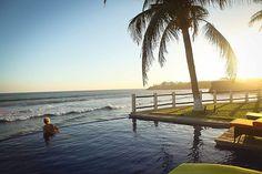 San Miguel, Playa El Cuco, El Salvador, C.A.