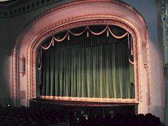 Midland Theatre stage