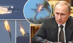 British news , google trend , gossip news , : Putin threatens Turkey for shooting down Russian w...