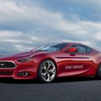 All-new 2015 Mustang