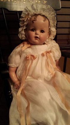 """MIRACLE ON 34TH STREET DOLL 24"""""""
