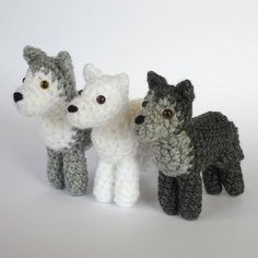 Mesmerizing Crochet an Amigurumi Rabbit Ideas. Lovely Crochet an Amigurumi Rabbit Ideas. Crochet Wolf, Love Crochet, Crochet Animals, Single Crochet, Crochet Baby, Easy Crochet, Yarn Animals, Crochet Hippo, Crochet Amigurumi