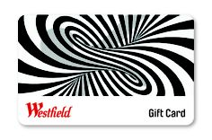 Congratulations Annabelle Gould. You've won a $100 Westfield Gift Card. Please contact Westfield to redeem your prize.