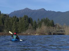 Kayaking the Duckabush, WA